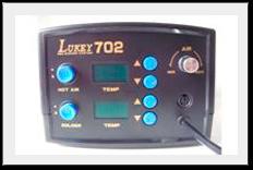 Доработка паяльной станции Lukey 702
